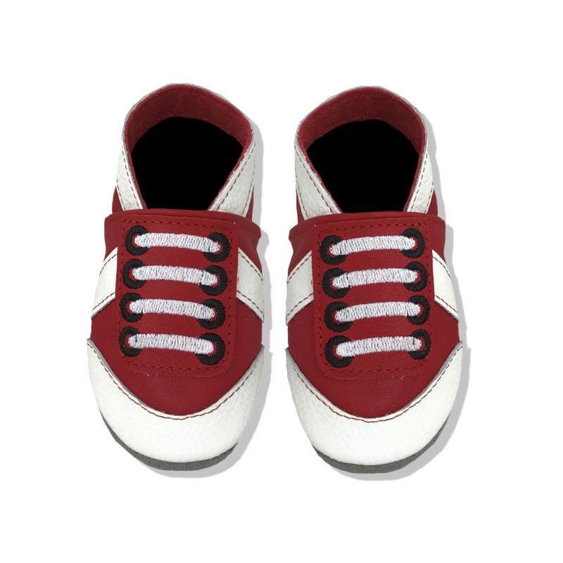 sneakers for cheap ab84d 208ec Krabbelschuhe und Lederpuschen für Jungen