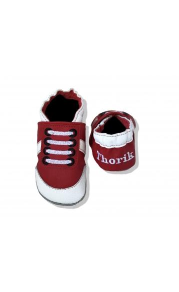 new arrival 7d003 7699c Krabbelschuhe Sneaker mit Namen kombinieren
