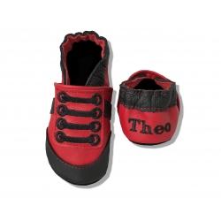 Krabbelschuhe Sneaker 2 mit Namen