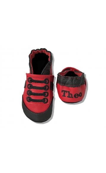 new styles 21763 6b97e Krabbelschuhe Sneaker 2 mit Namen